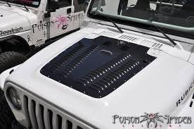 jeep cj hood jeep tj hood u0026 windshield accessories