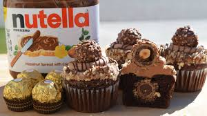 how to make ferrero rocher cupcakes youtube