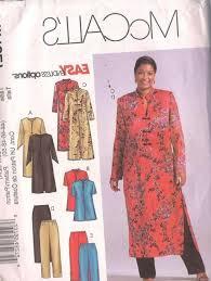 simplicity plus size blouse patterns peach chevron blouse