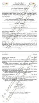 teachers resume exle best resume former teachers sales lewesmr