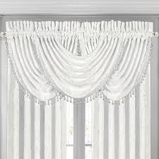 Black Scarf Valance Window Scarves Jcpenney