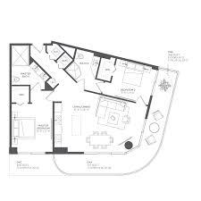 Midtown 4 Floor Plans by Floorplans Tower Hyde Midtown Miami