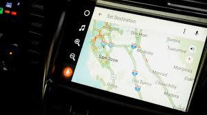 Waze Map Vline In Lexus Ls460 Using Waze Maps Youtube