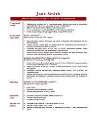 resume templates professional profile exle professional profile resume template resume sle