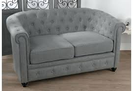 canap chesterfield 2 places canape chesterfield gris canapac chesterfield gris 2 places canape