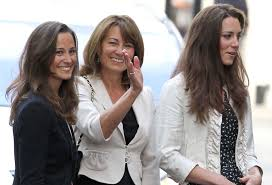 kate and pippa middleton u0027s secret to staying slim is mom carole