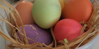 easter eggs egg dye recipe genius kitchen
