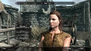 skyrim hair changer index of mods skyrim images sliders celebrity