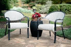 white outdoor table and chairs white outdoor furniture bistro leisure made patio furniture black