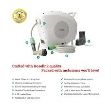 best wall mounted hose reel retractable hose reel 82 u0027 best quality hose
