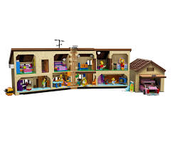lego officially announces the simpsons family house back idolza