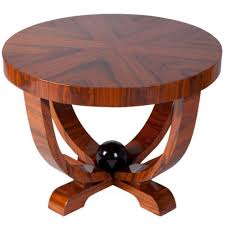 Art Deco Coffee Table by Art Deco Coffee Table Ref 0037 French Antiques Négrel Antiques
