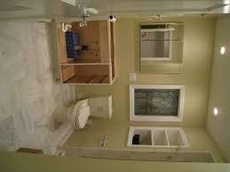 guest bathroom in basement fine homebuilding