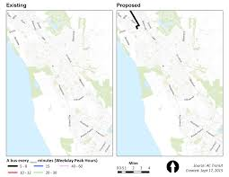 Bart Schedule And Map by Overview San Leandro Hayward Proposed Improvements Ac Transit