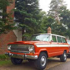 wood panel jeep jeep wagoneer pretty cool old suv wouldn u0027t mind one myself car