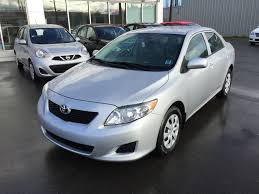 toyota inventory used 2010 toyota corolla ce in new germany used inventory lake