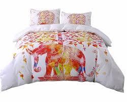 Indian Print Duvet Best 25 Elephant Duvet Cover Ideas On Pinterest Duvet Cover Set