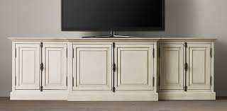 Credenza Tv Console Media Collections Rh