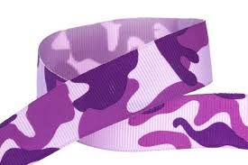 camouflage ribbon hipgirl printed grosgrain camouflage ribbon 5 yard 7
