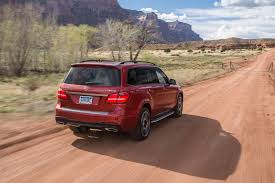 mercedes jeep 2016 red 2017 mercedes benz gls class review