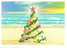 boxed tropical christmas cards ebay