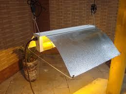400 Watt Hps Grow Light Adjustable A Wing Aluminum Light Fixture Reflectors 600 Watt Hps