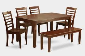 dining room set with bench seating marceladick com