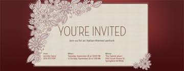 online invitations 7 best online e card maker for the invitation card
