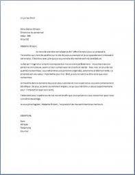lettre chambre lettre de motivation préposé à l entretien ou femme de chambre