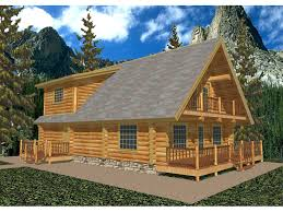 a frame style homes gasconade a frame log home from houseplansandmore for the
