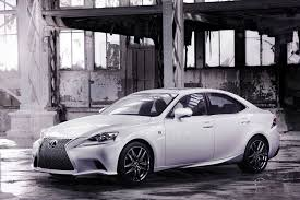 lexus is250 f sport fully loaded lexus crafted line coming to select 2015 models