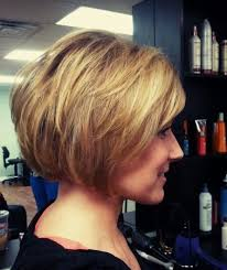 rearview haircut photo gallery 30 popular stacked a line bob hairstyles for women styles weekly