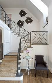 Fer Forge Stairs Design Le Tapis Pour Escalier En 52 Photos Inspirantes Stair Railing