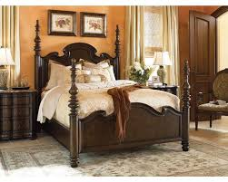 Four Poster Bedroom Sets Thomasville Hills Of Tuscany Poster Bedroom Set High Point