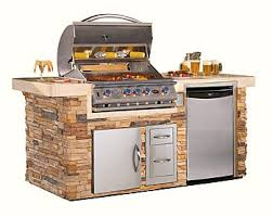 outdoor kitchen island plans best bbq islands styles and options