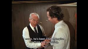 Caddyshack Meme - you re a tremendous slouch youtube