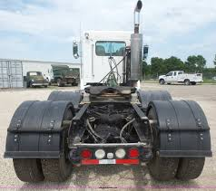 2009 kenworth t800 semi truck item k4743 sold september
