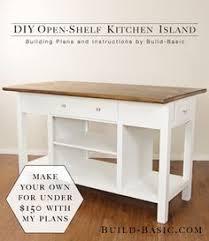 build kitchen island 15 gorgeous diy kitchen islands for every budget diy kitchen