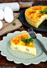 cuisine quiche lorraine quiche lorraine s cooking twist