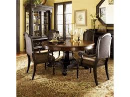 tommy bahama dining table tommy bahama home kingstown bonaire round dining table with cassiss