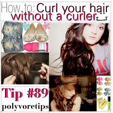 different ways to curl your hair with a wand how to curl your hair without a curler polyvore