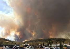Wildfire Cartoon Youtube by Entire Alberta City Of Fort Mcmurray Evacuated Due To Raging