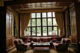 drawing room fanhams hall ware england interior design mag