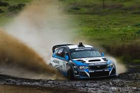 subaru rally racing dust gravel u0026 mud make perfect conditions at oregon trail rally