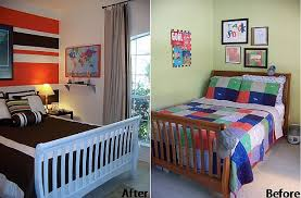 room transformation before and after boy s room transformation