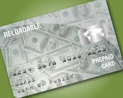 things to about reloadable prepaid cards