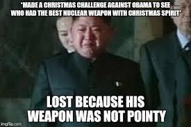 Kim Jong Un Memes - kim jong un sad meme imgflip
