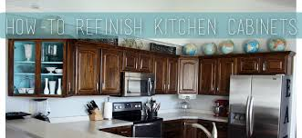 the how to gal how to refinish kitchen cabinets