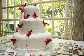 butterfly wedding cake wedding cakes the dragonfly woman