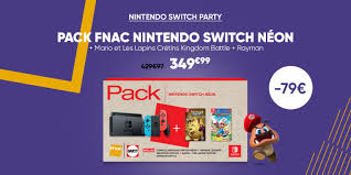 fnac siege un pack switch et rainbow six siege advanced edition en promo chez